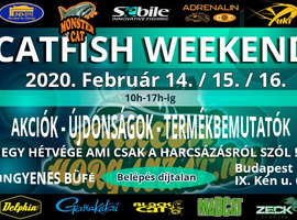 Catfish Weekend