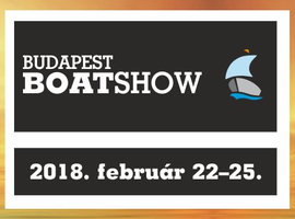 Budapest Boat Show - 2018.02.22-25.